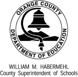 Orange County Department of Education - William M. Habermehl, County Superintendent of Schools